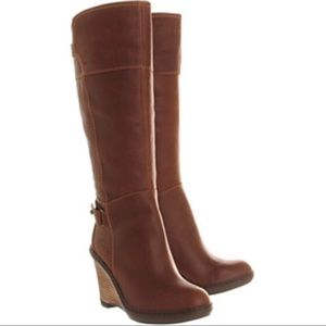 Timberland Stratham Heights Wedge Heel Boots